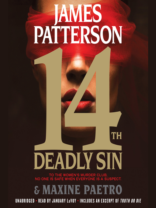 Title details for 14th Deadly Sin by James Patterson - Wait list